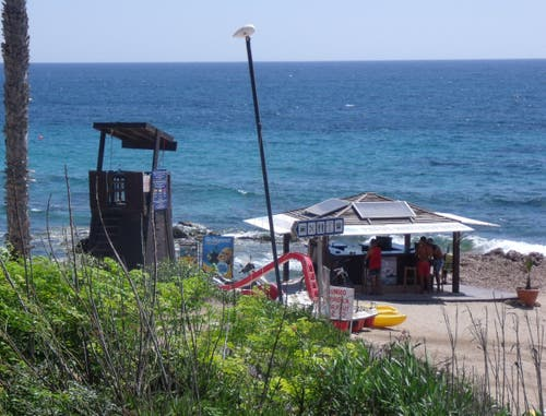 Paphos water-sports Center