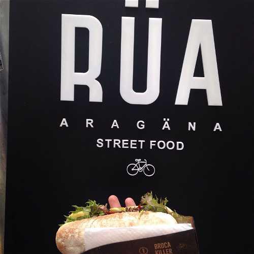 RÜA Aragäna Street Food