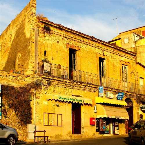 Centro histórico e comercial