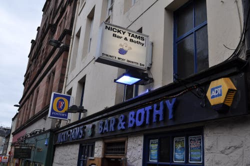 Nicky Tams Bar and Bouthy