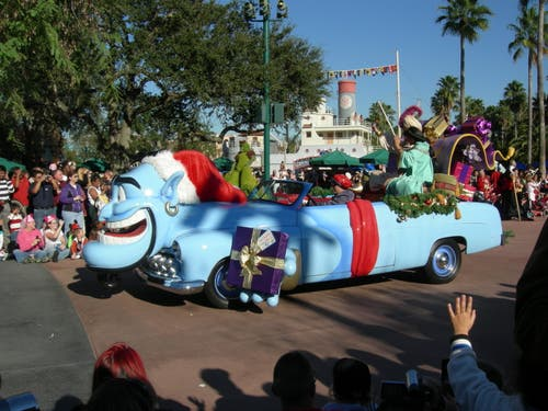 Disney Parades (desfiles en los parques de Disney World)