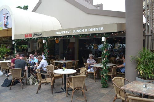 The Plaza Cafe