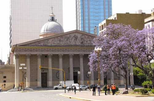 Catedral of Buenos Aires, Buenos Aires, Argentina