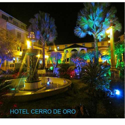 Hotel cerro de oro