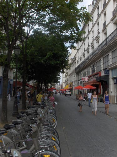 Calle des Lombards