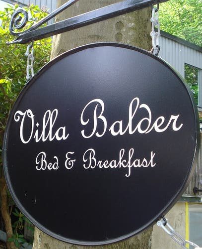 Hotel Villa Balder Bed & Breakfast