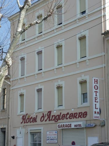 Hotel Inter-Hotel d'Angleterre