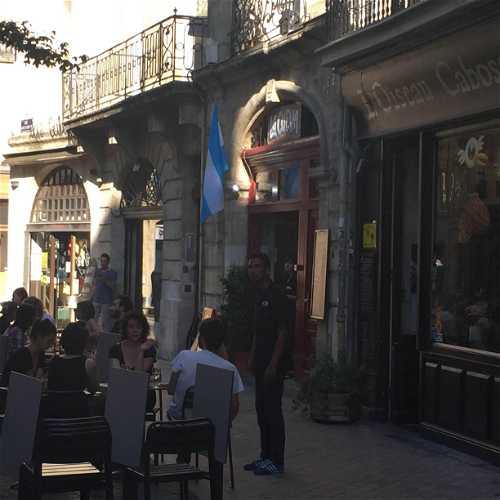 Calle Saint James