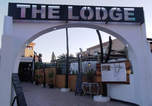 The Lodge (Restaurante africano)