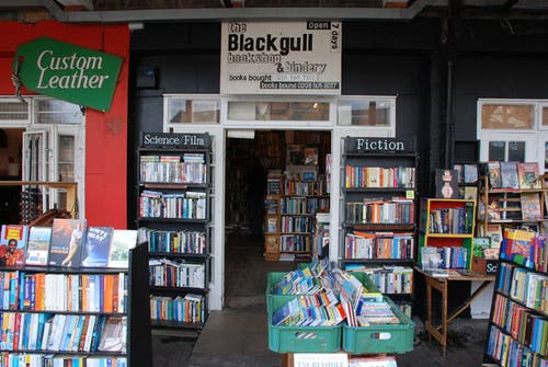 The Black Gull Bookshop
