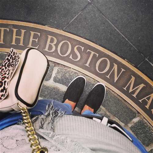 Site of the Boston Massacre