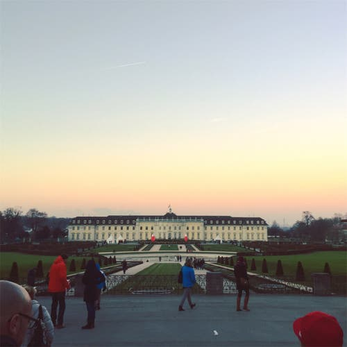 Castillo de Ludwigsbourg
