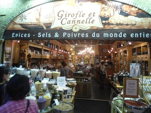 Girofle et Cannelle