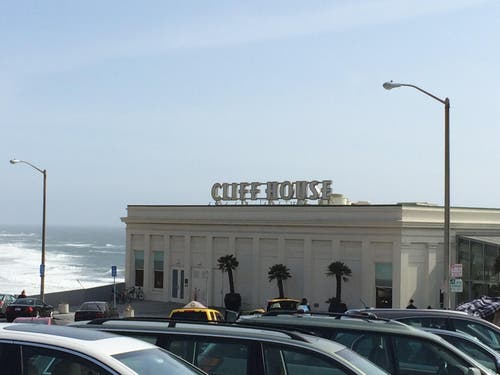 Cliff House Visitor Center