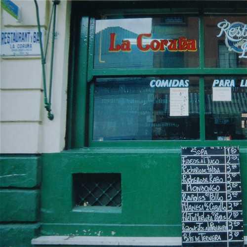 Restaurante La Coruña (barrio de San Telmo)